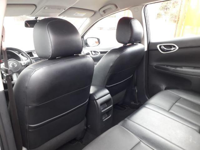 Nissan Sentra 2.0 Sv 16v Flexstart 4p Automático 2018/2018 - Foto 10