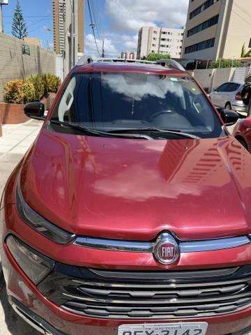 Toro VOLCANO 2017 diesel 35 mil km impecável liga motor com controle. Desconto R$10 mil