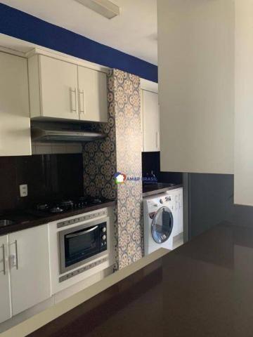 Apartamento com 2 dormitórios à venda, 69 m² por r$ 350.000 - jardim goiás - goiânia/go - Foto 15