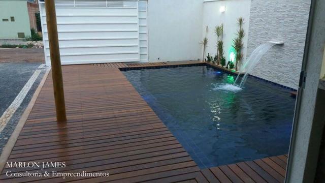 Casa modelo para vender em Inhumas no setor Residêncial Monte Alegre! - Foto 4