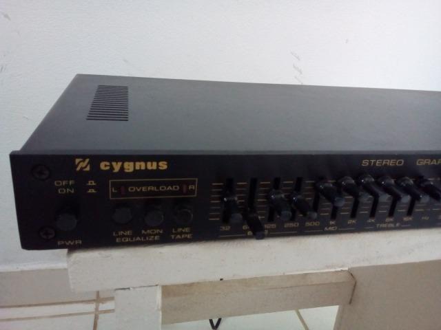 Equalizador Cygnus GE 400 - Foto 2