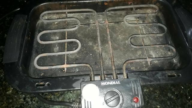 Vendo churrasqueira elétrica contato - Foto 2