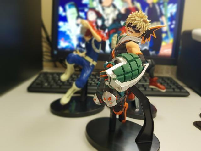 Bonecos de Boku no Hero - Foto 2