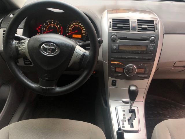 Corolla 1.8 Automático GNV Injetado - Foto 11