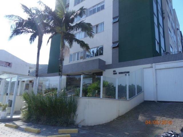 Apartamento à venda com 2 dormitórios em Itacorubi, Florianópolis cod:79621