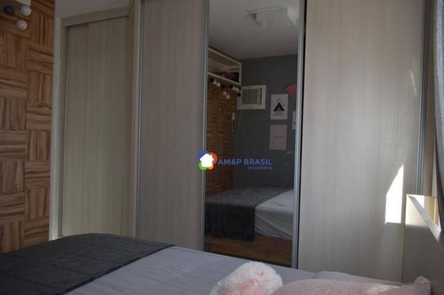 Apartamento com 2 dormitórios à venda, 69 m² por r$ 350.000 - jardim goiás - goiânia/go - Foto 12
