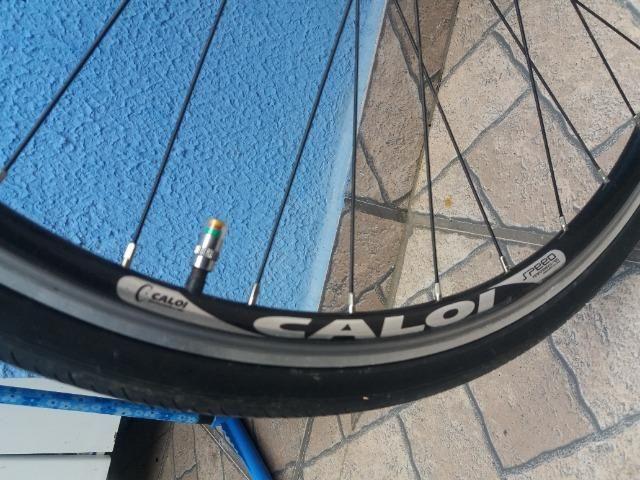 Vende-se Bicicleta Caloi 10 speed 700 - Foto 4