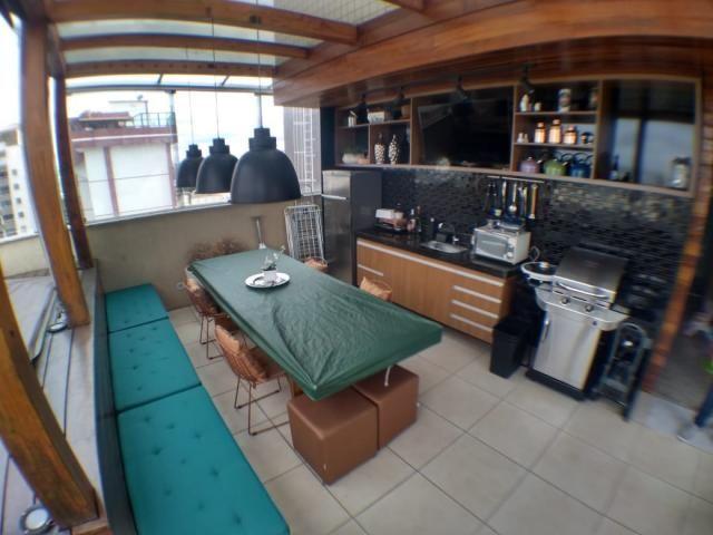 Cobertura à venda, 3 quartos, 4 vagas, prado - belo horizonte/mg - Foto 14