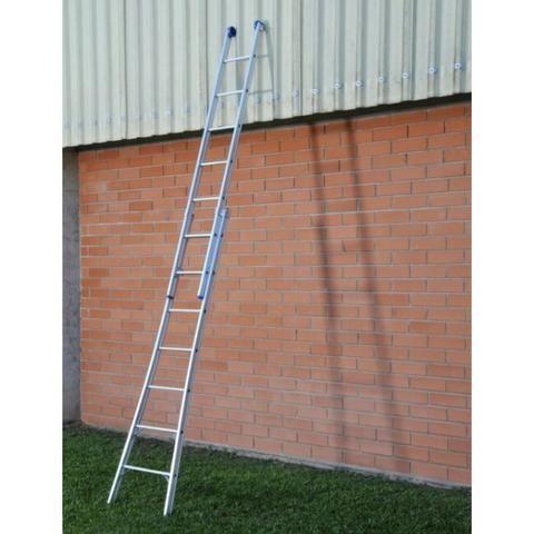 Vendo uma escada em alumínio - Foto 4