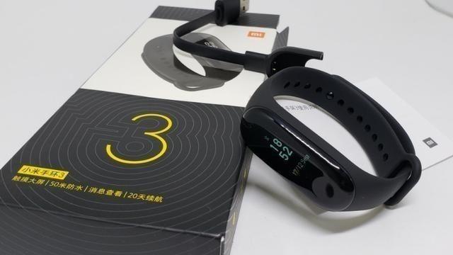 Miband 3 Original Xiaomi * Relógio Batimentos * Chame no Whats
