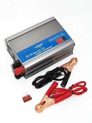 Inversor Senoidal Modificado 500w 12v110v 500 Watts