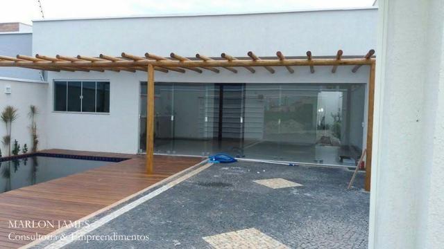 Casa modelo para vender em Inhumas no setor Residêncial Monte Alegre! - Foto 7