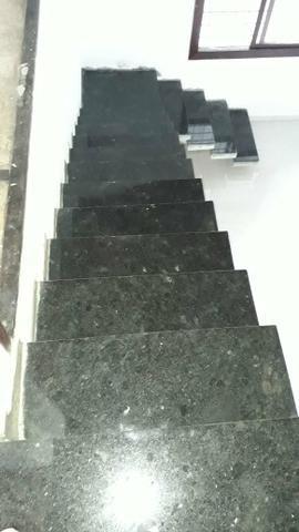 Escada de Concreto armado