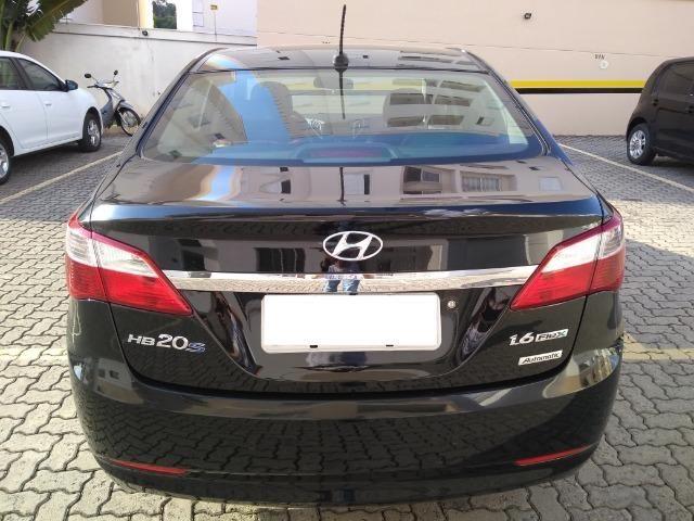 Hyundai HB20S Impress 1.6 Automatico 36.000Km 6 anos de garantia - Foto 6
