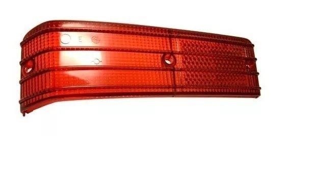 Lente Da Lanterna Traseira Superior Vermelha Fiat 147 (par)