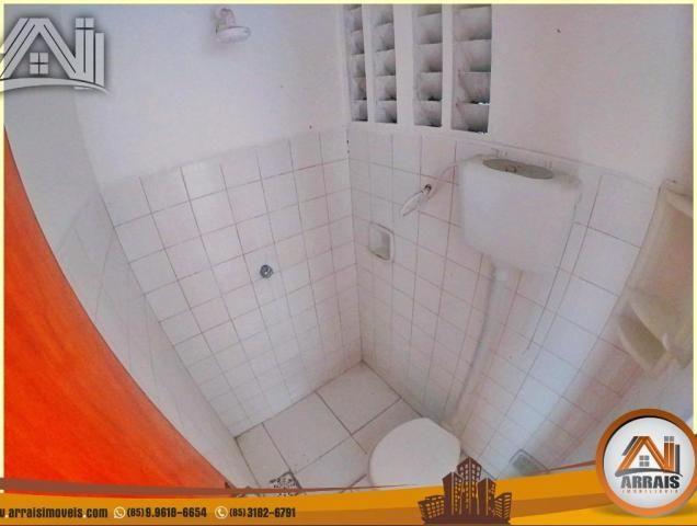 Apartamento com 2 quartos, 58m² na maraponga - Foto 13
