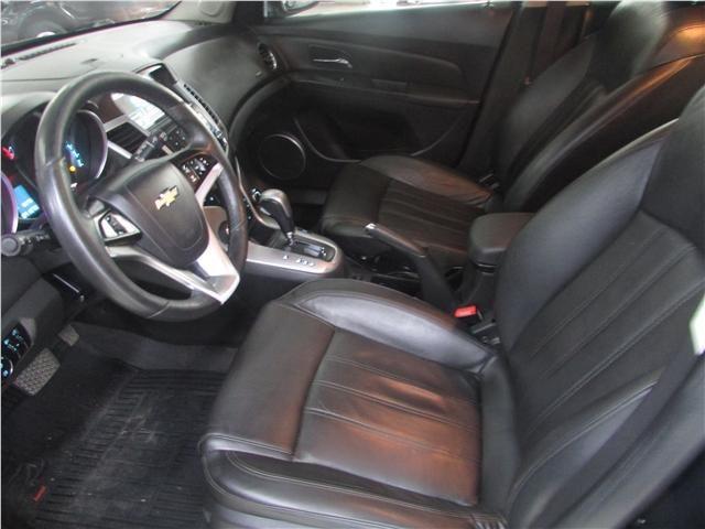 Chevrolet Cruze 1.8 lt 16v flex 4p automático - Foto 10
