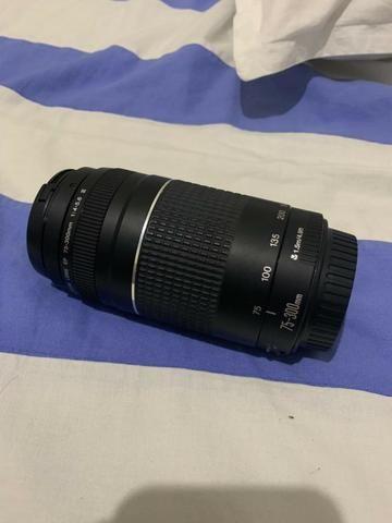 Lente Canon EF 75-300mm f/4-5.6 III - Foto 4
