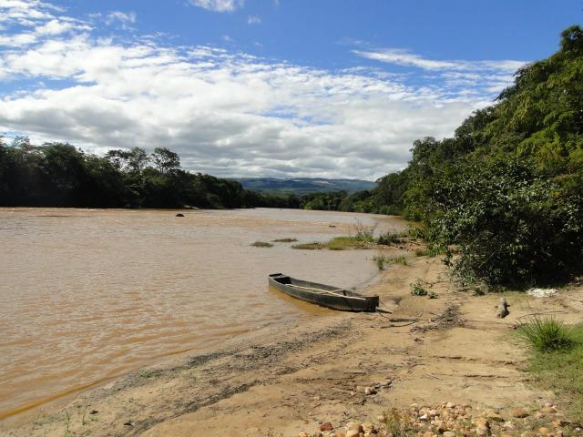 Fazenda 157 hectares na beira do rio Parauna - Foto 2