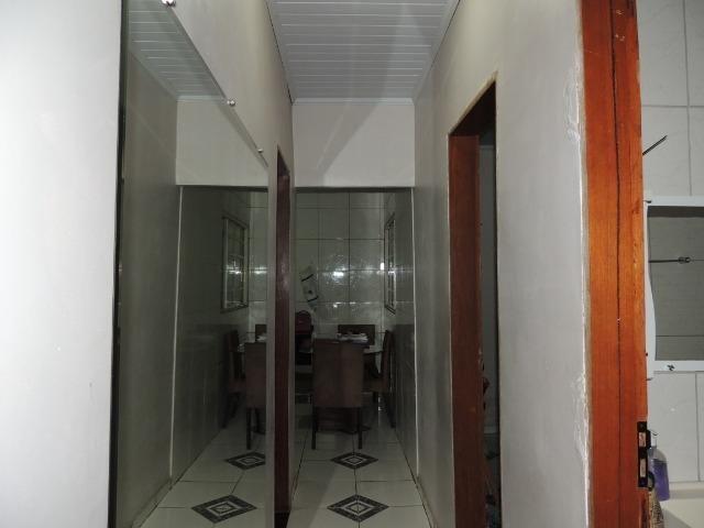 QR 203 Casa no piso cerâmica, com 2 quartos. Escriturada - Foto 11