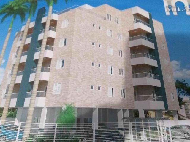 Apartamento à venda com 2 dormitórios em Itaguá, Ubatuba cod:9050