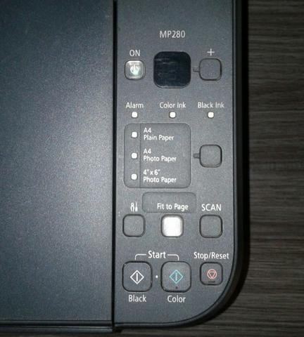 Impressora Canon MP280 - Foto 2