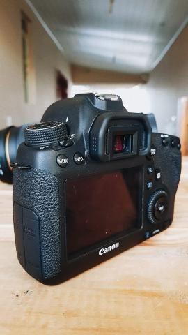 Câmera Canon 6D Full Frame - Foto 3