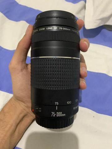Lente Canon EF 75-300mm f/4-5.6 III - Foto 3
