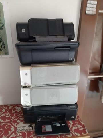 Impressoras faltando cartuchos - Foto 2