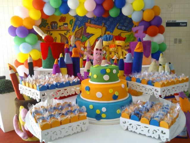 Decoração de Festas e eventos em Niterói. Aniversário, Casamento, 15 anos, etc
