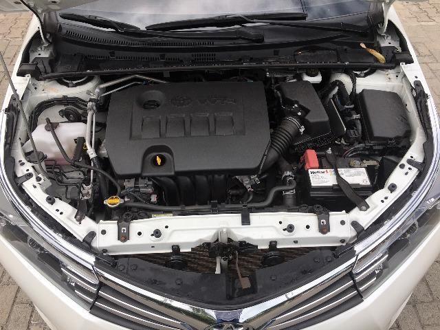 Corolla Gli Upper 1.8 2017 Branco Pérola Automático - Particular - Foto 18