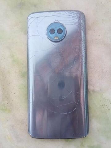 Vendo Motorola moto g6 plus rápida (leia descrição) - Foto 2