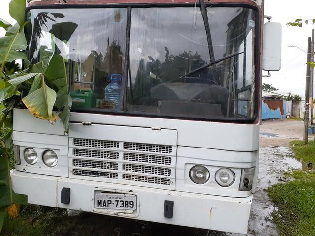 Ônibus 81 direção hidráulica Freio a ar - Foto 7