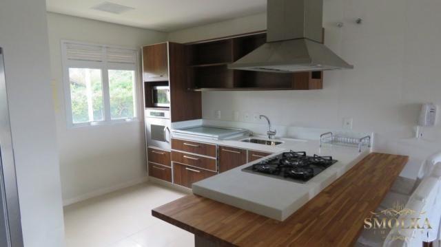Apartamento à venda com 4 dormitórios em Ingleses do rio vermelho, Florianópolis cod:9439 - Foto 4