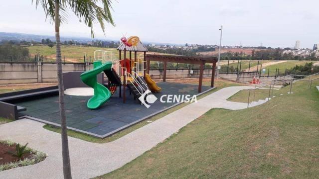 Terreno residencial à venda, condomínio helvetia park i, indaiatuba - te0388. - Foto 15