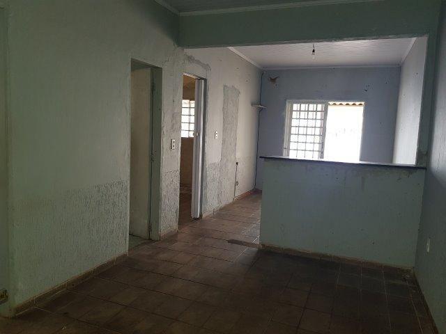 Casa de 2 Quartos - Escriturada com Barraco de Fundo - Aceita Proposta - Foto 4