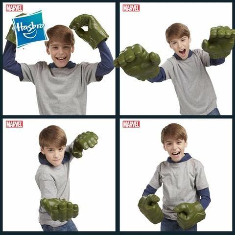 Hulk luvas Hasbro - Foto 3