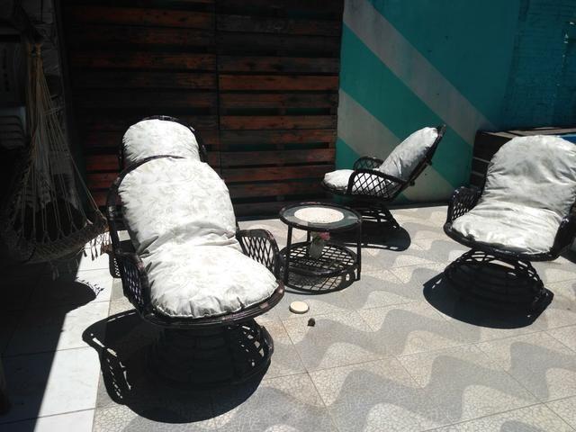 Cadeiras para Área - Foto 5