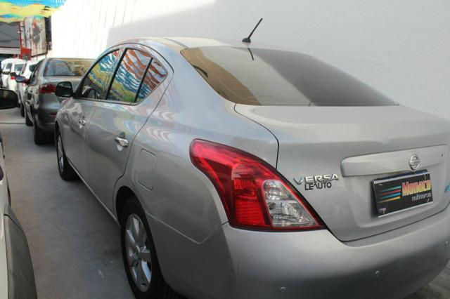 Nissan Versa Sl 1.6 Completo _ mensais 499,99 - Foto 2