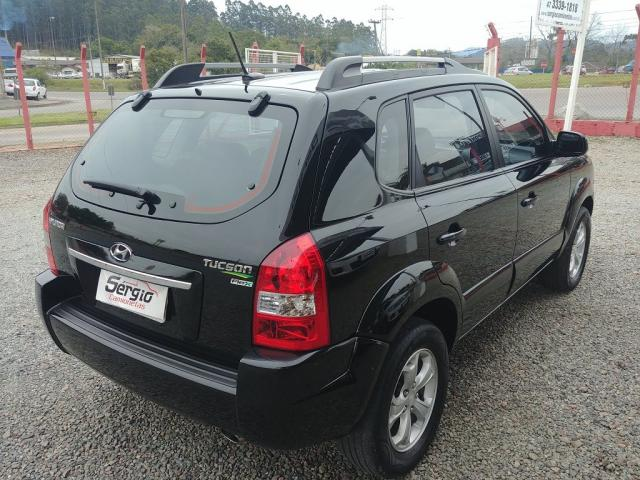 HYUNDAI TUCSON 2014/2015 2.0 MPFI GLS 16V 143CV 2WD FLEX 4P AUTOMÁTICO - Foto 4