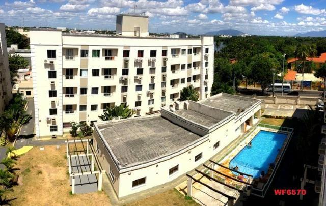 AP1601 Condomínio Vitalice, apartamento em messejana, 2 quartos, área de lazer completa - Foto 3