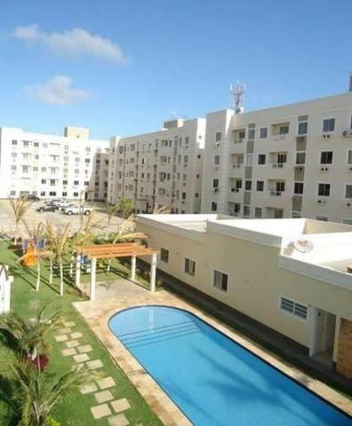 AP1601 Condomínio Vitalice, apartamento em messejana, 2 quartos, área de lazer completa - Foto 10