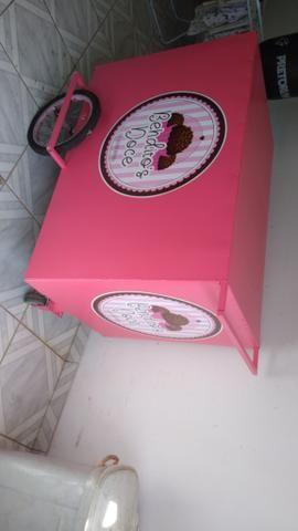 Vendo carrinho de doces gourmet - Foto 2