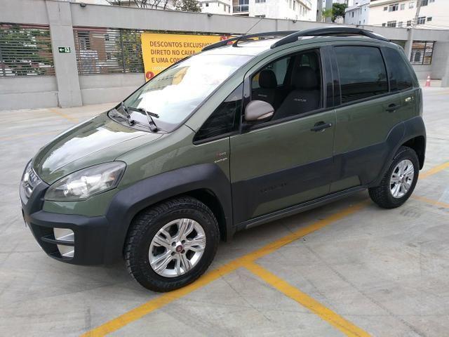 Fiat Idea Adventure 1.8 E-Torq 2011 Automatico (Dualogic)