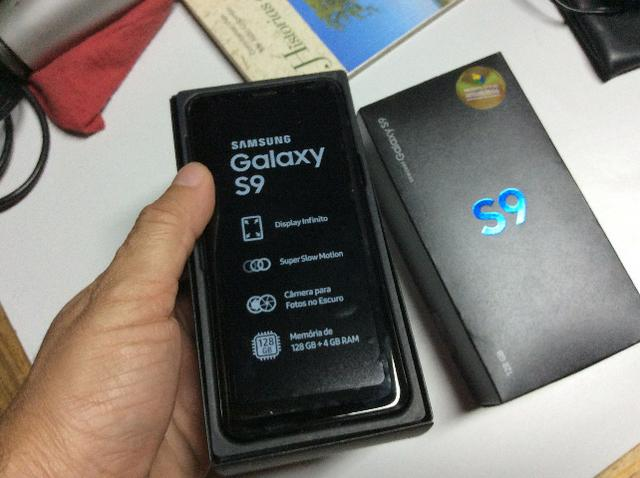 Samsung Galaxy S9 128 Gb - Novo
