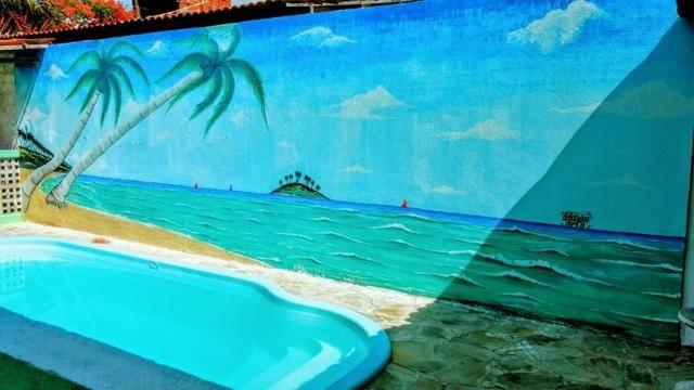 Casa na praia de Itamaracá - Tem interesse em permuta por casa em Gravatá/PE - REF.121 - Foto 11