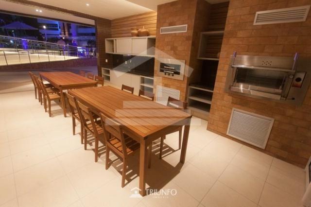 (JG) (TR 14.637), NOVO, Guararapes, 141M², 3 Suites, V.Gourmet, Copa, Dep.EmpregadaLazer - Foto 3