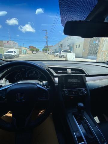 Honda Civic Touring 2017 1.5 turbo - Foto 4