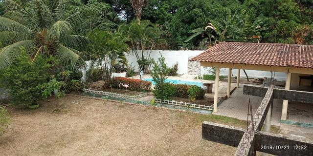 Sitio ideal para eventos, medindo 25x50m com piscina - Foto 15