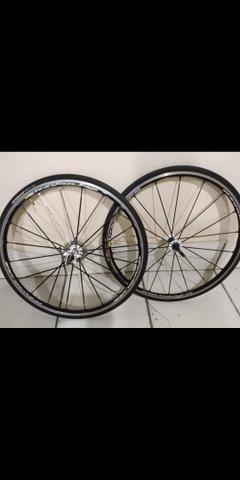 Par de rodas Mavic ksyrium sls